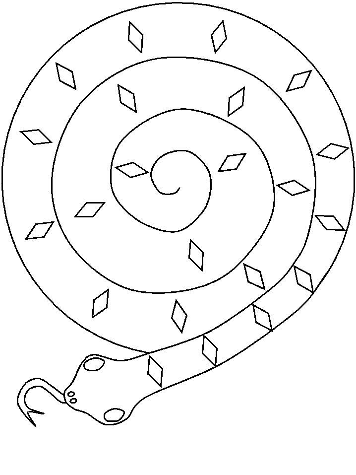 snake puppet template - paper plate snake spiral google search library april