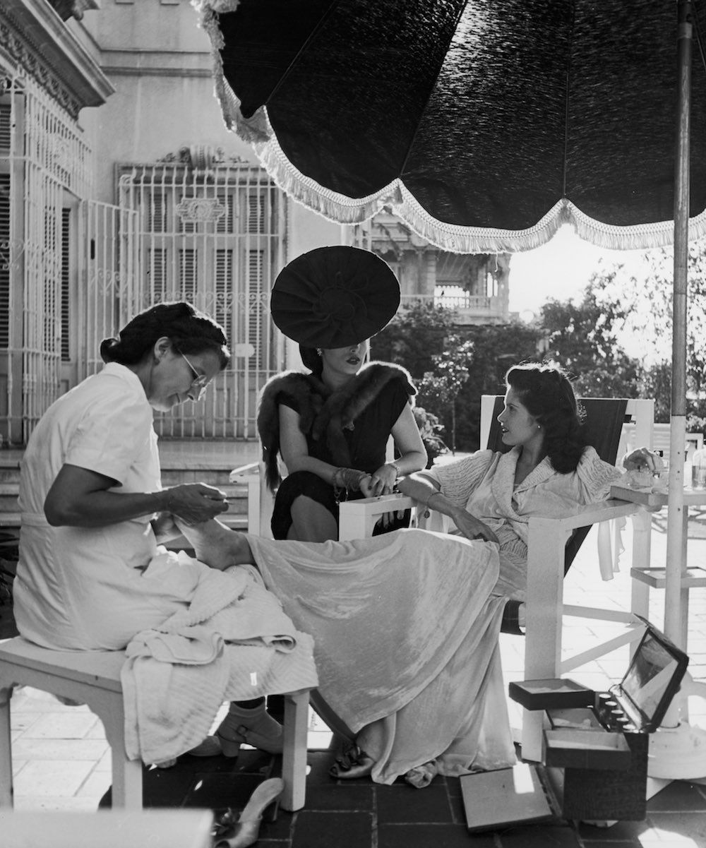 The Havana high life, before Castro and the Revolution