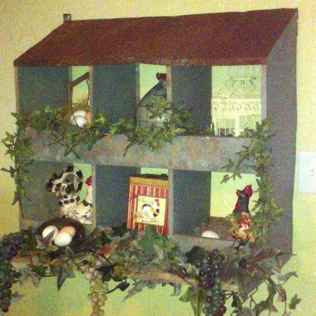 Chicken Nesting Boxes Ideas For Junk Gardening | Chicken Nesting Box