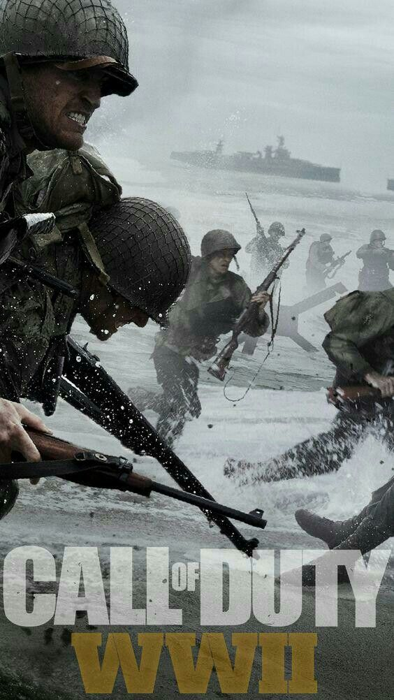 pin on call duty wwii