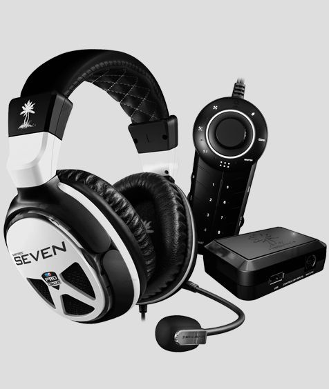 Turtle Beach Inc Ear Force Xp Seven Wireless Gaming Headset Xbox One Headset Gaming Headset