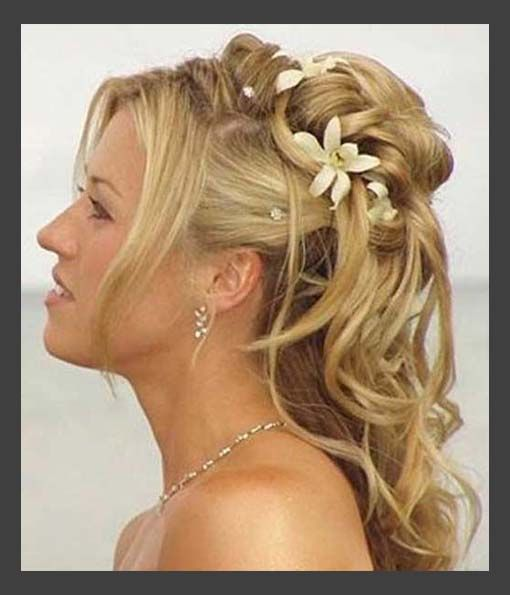 Marvelous 1000 Images About Wedding Hairstyles On Pinterest Updo Medium Hairstyle Inspiration Daily Dogsangcom