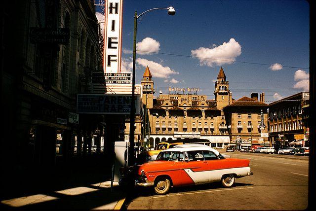 Antlers Hotel Colorado Springs 1961 Kodachrome Color Slide Colorado Springs Colorado Towns Colorado