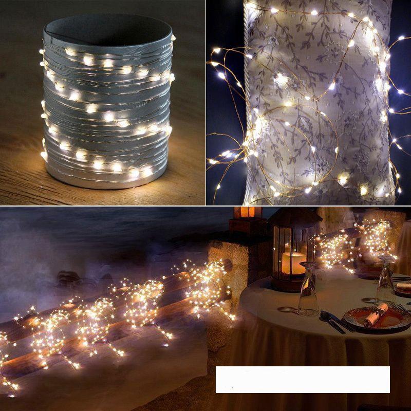 Купить товар 4 м Рождественские Огни Открытый Guirlande Lumineuse
