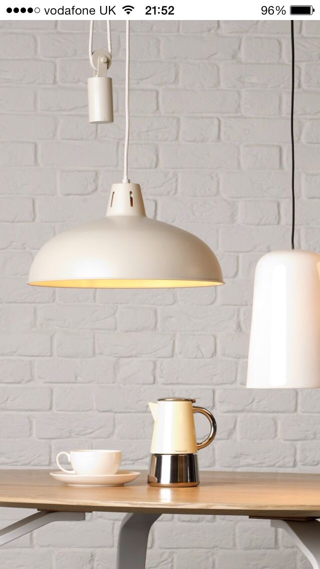 Pull Down Light John Lewis £60