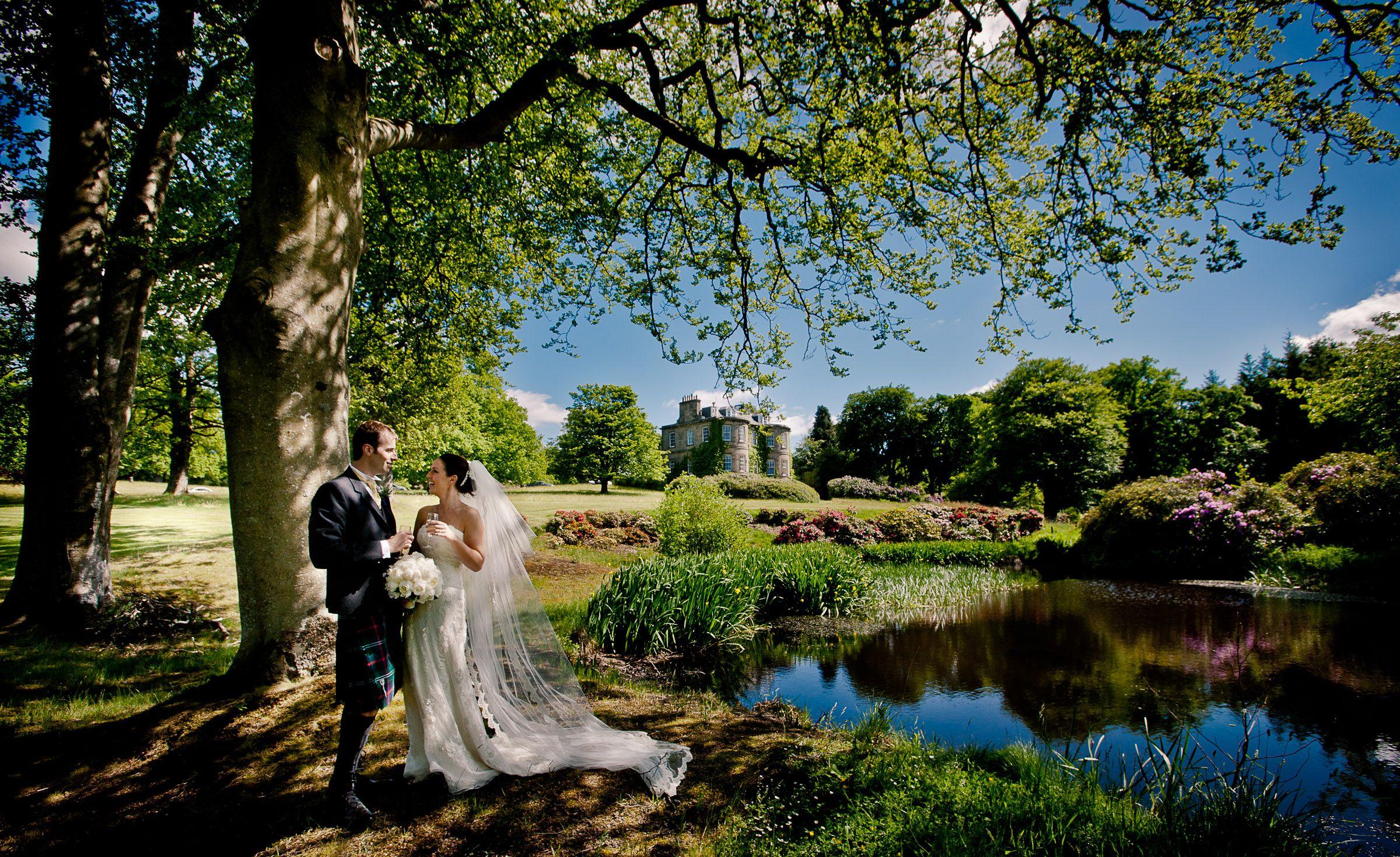 Harburn House West Lothian Closerand May Be Cheaper Wedding VenuesEdinburghWedding