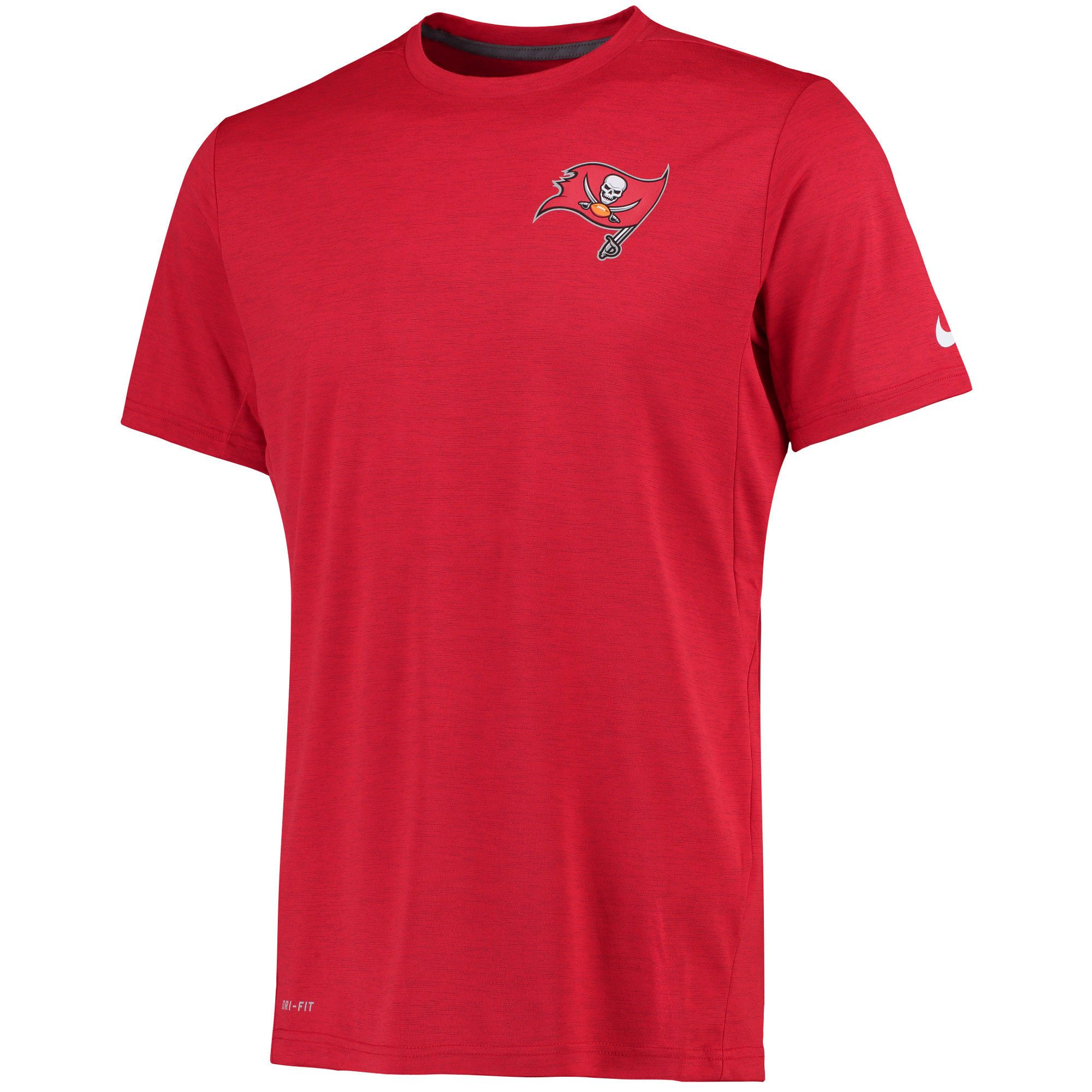 Nike Tampa Bay Buccaneers Red Touch Performance T-Shirt  23ec84596