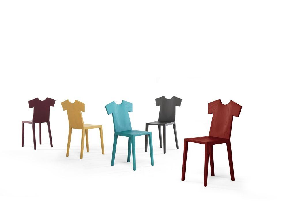 T-CHAIR - Seating - Cod. 0043 #moog