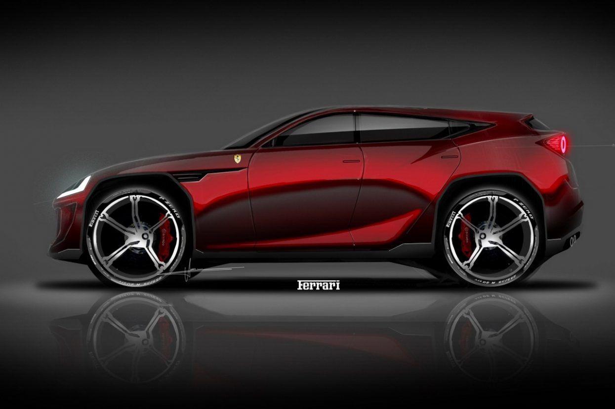 2020 Ferrari Suv Look Hd Picture With Images Ferrari Suv Car