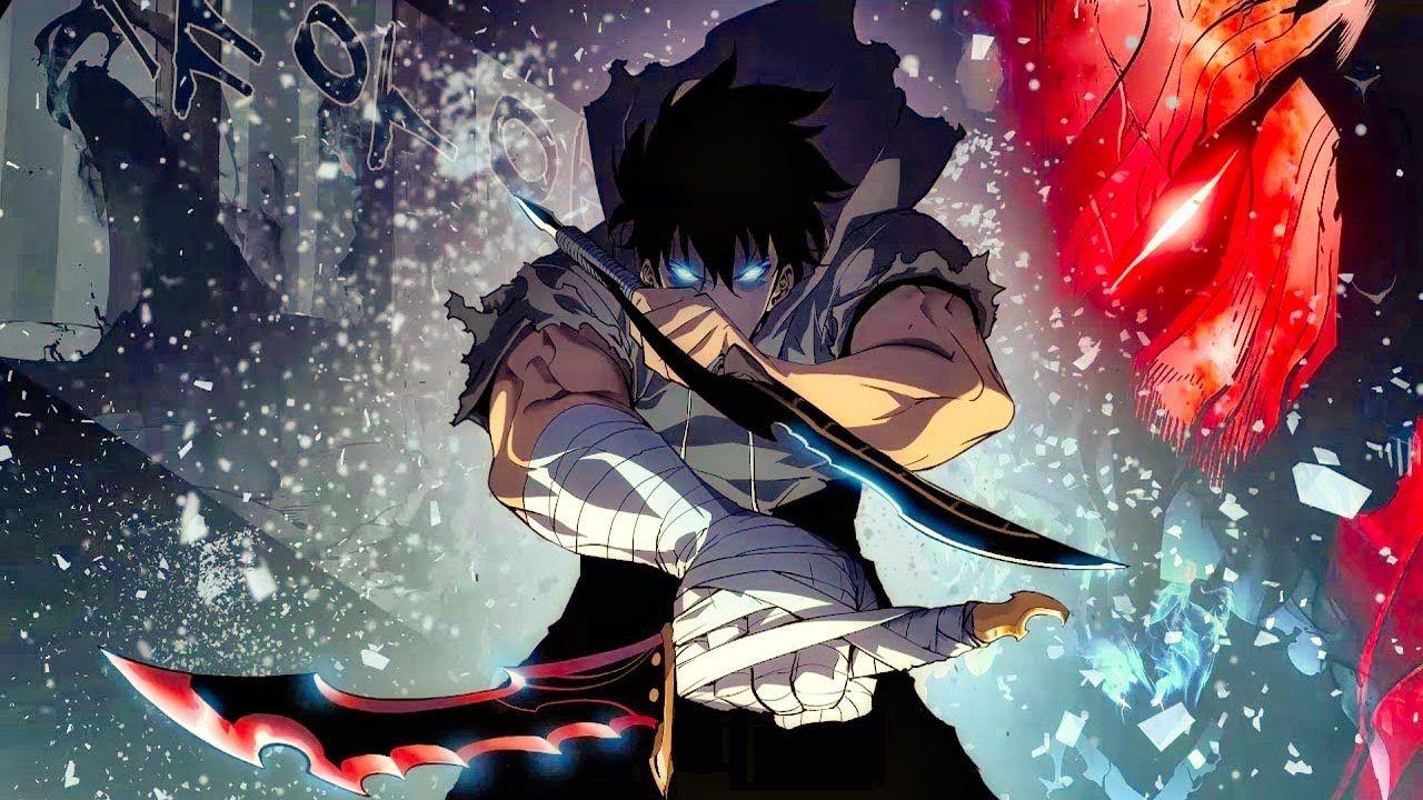 Solo Leveling 88 Novel Animasi, Manhwa, Chibi