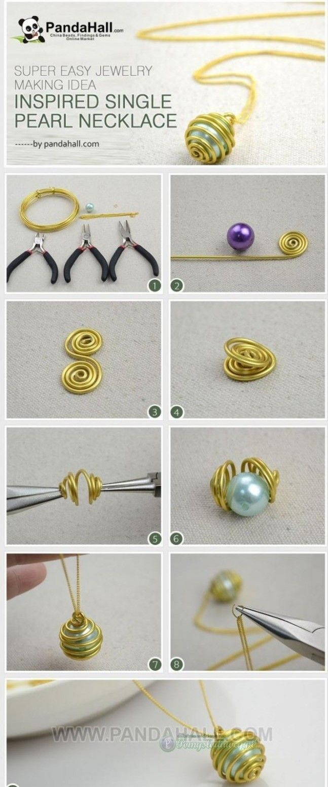 Pin by Magda K on Biżuteria różna   Pinterest   Wire wrapping, Wraps ...