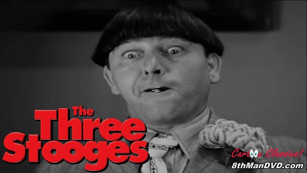 Pin On Three Stooges