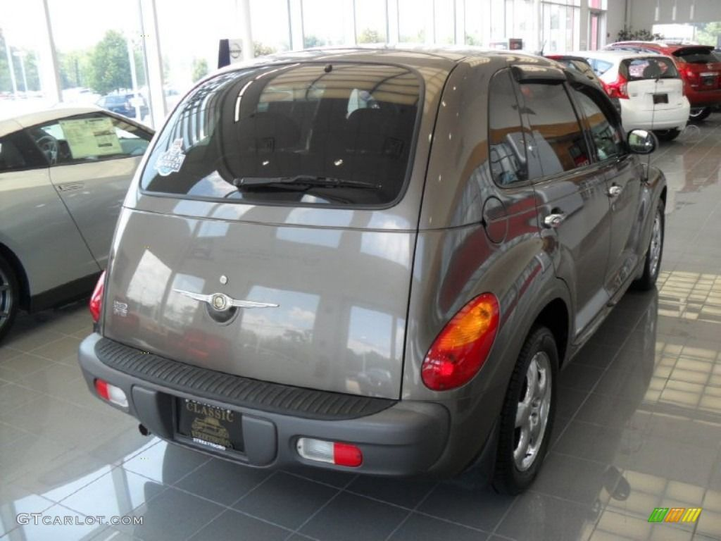 2001 Pt Cruiser Limited Taupe Frost Metallic Taupe Pearl Beige
