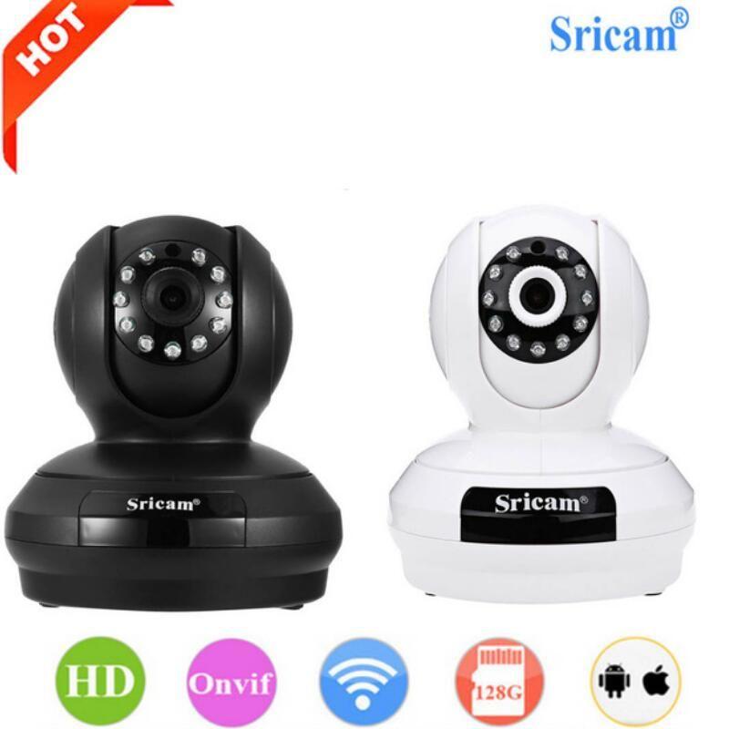 SP019 1080P H.264 WiFi High Resolution IP Camera IR Night Vision Security Cam
