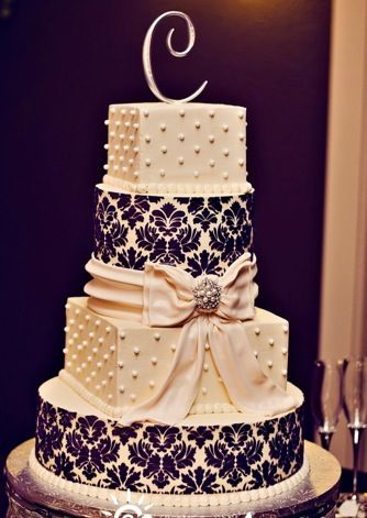Comfortable Disney Wedding Cake Thin Wedding Cake Flavors Regular Wedding Cake Recipe Birch Tree Wedding Cake Old Zombie Wedding Cake WhiteWhite Wedding Cake Great Damask Cake For Weddings | Wedding CAKES | Pinterest ..