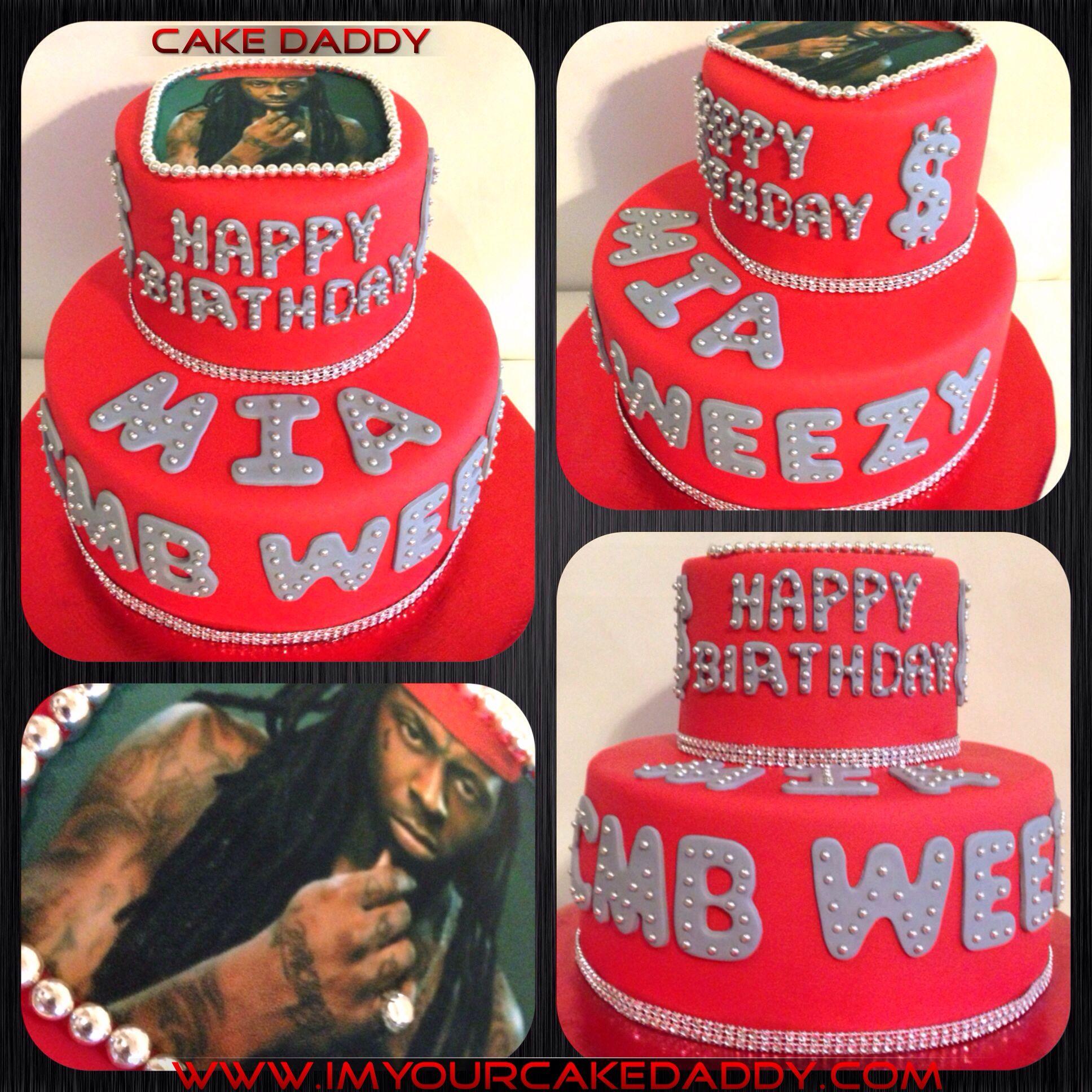 Groovy Lil Wayne Bling Bling Birthday Cake Cake Lil Wayne Birthday Cake Personalised Birthday Cards Petedlily Jamesorg