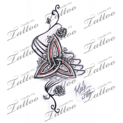 Charmed Symbol Tattoo Meaning 60595 Loadtve