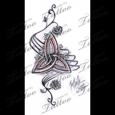 Celtic Motherhood Knot celtic motherhood knot tattoo