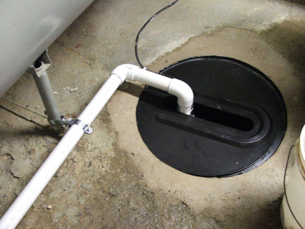Lovely Pipe Leaking In Basement