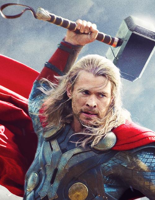 Chris Hemsworth as Thor. Add him to your Endorfyn Likes: www.endorfyn.com/us/home?like=Chris%20Hemsworth