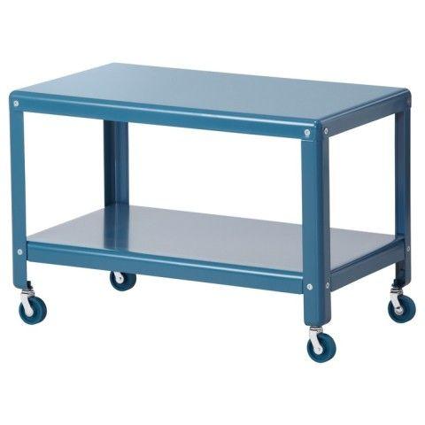 IKEA PS 2012 Coffee table - dark turquoise | Furniture