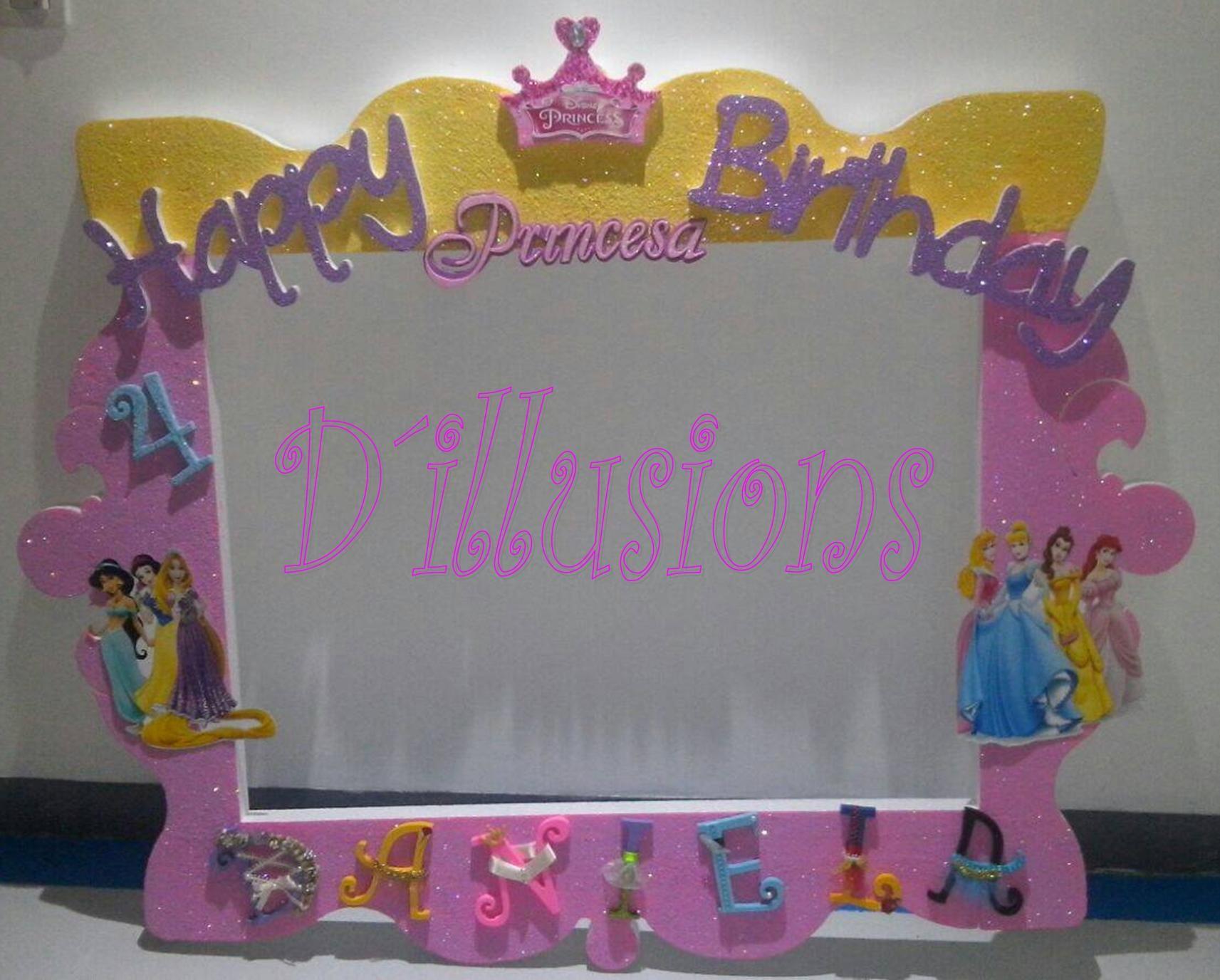 Marco para fotos princesas marcos para fotos pinterest for Fotografia cuadros decoracion