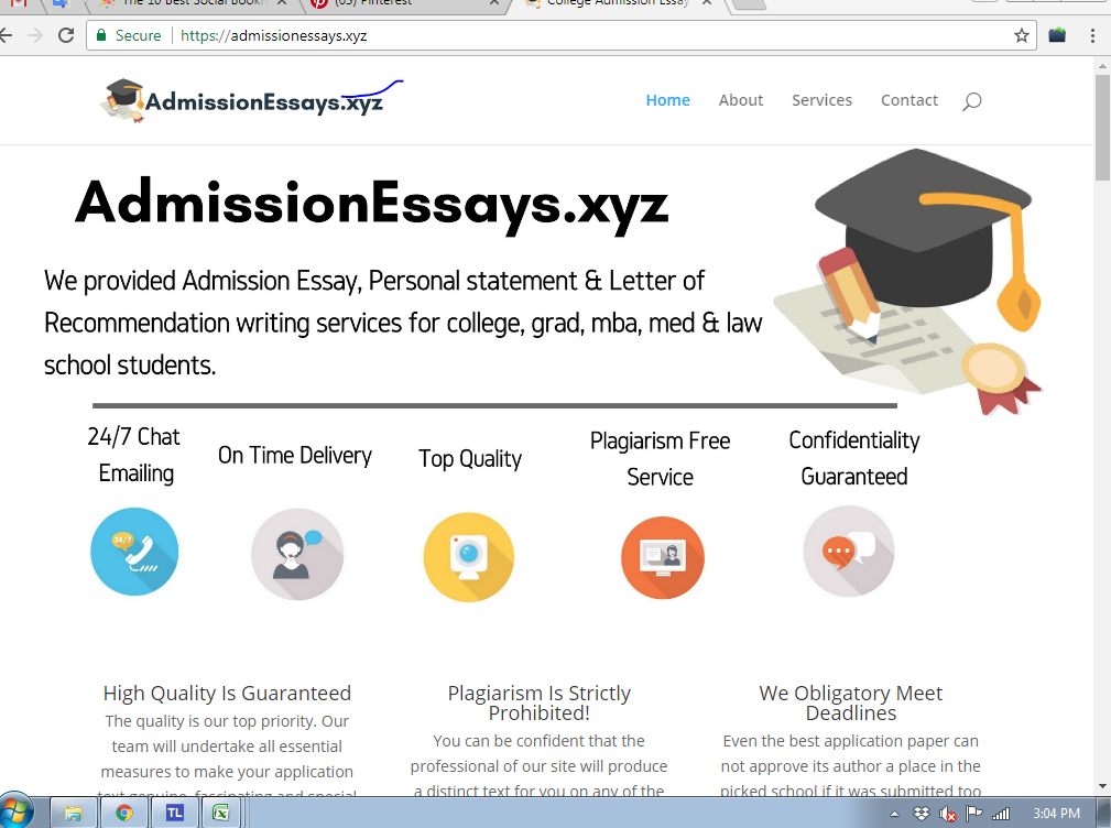 Top Resume and Essays Writing Services Trusted by Students