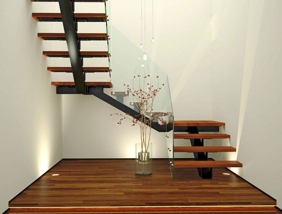 Best Image Result For Double Winder Stair Steel Stairs Metal 400 x 300