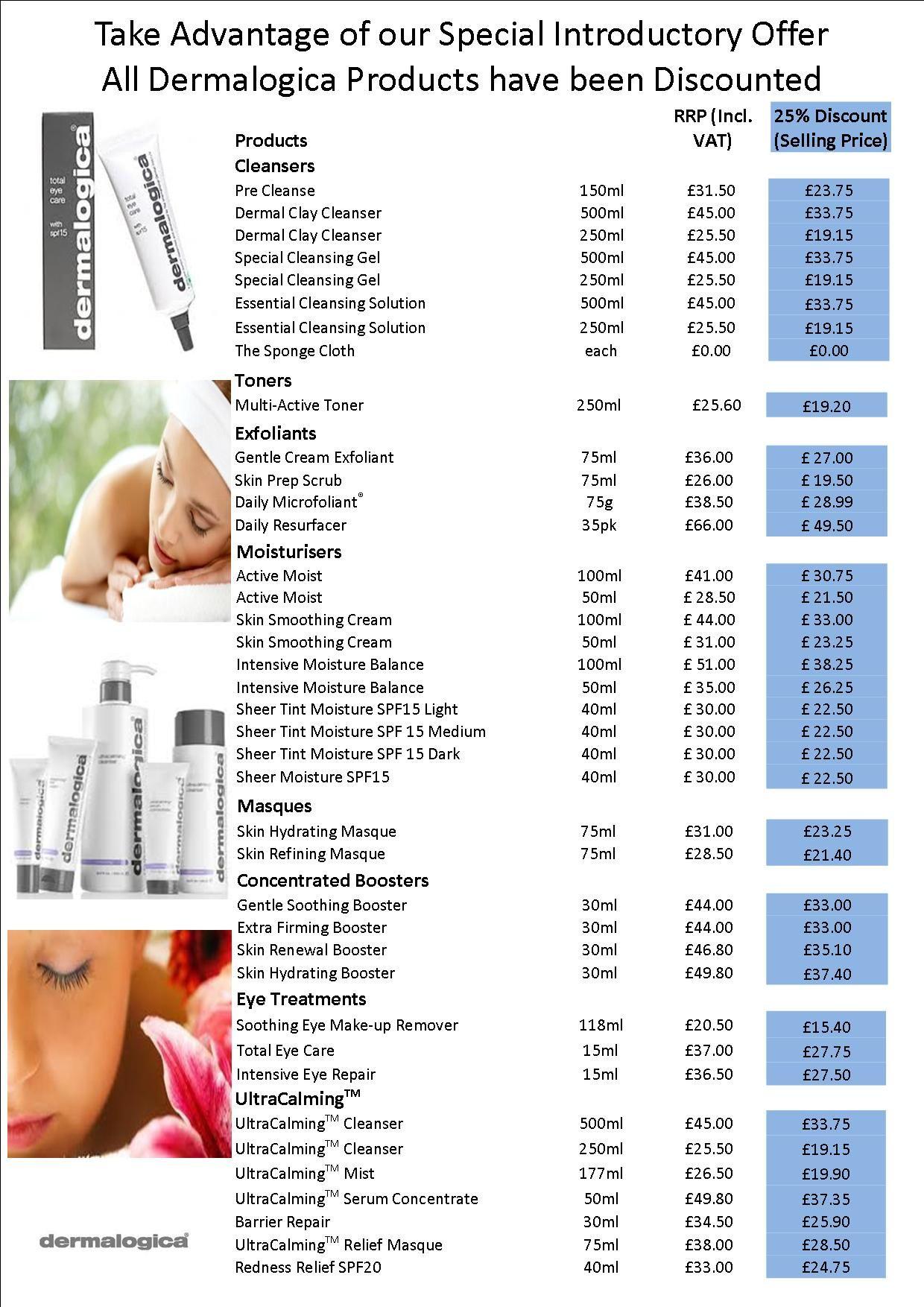 Dermalogica Facials for Women   London Skin Treatments   Tranquilstate Ulta Beauty nightly lip treatment