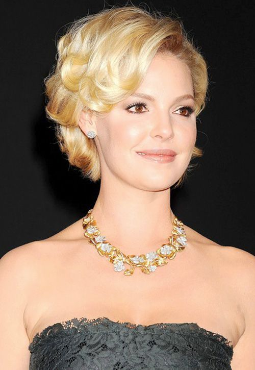 Groovy 1000 Images About Wedding Hairstyles For Short Hair On Pinterest Short Hairstyles Gunalazisus