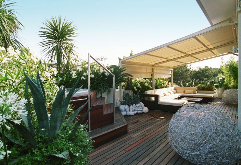 Green lawn realizza e cura balconi a verde, terrazzi, giardini e ...