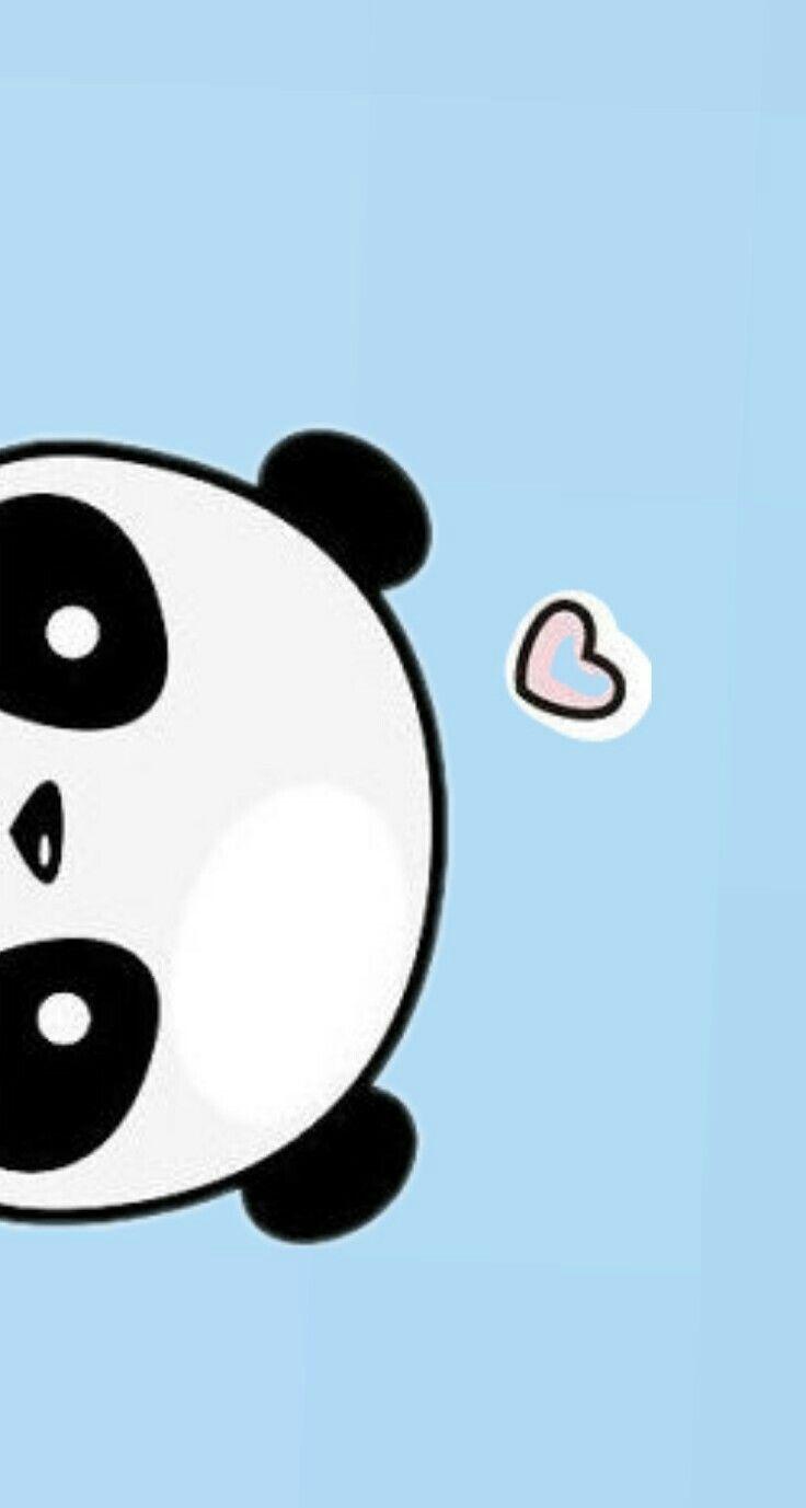 amorcito panda en 2018 pinterest fondos de pantalla fondos y