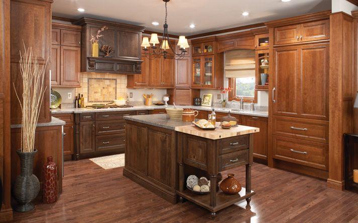 Kitchen Cabinets & Design | Just Cabinets Ideas & Photos ...