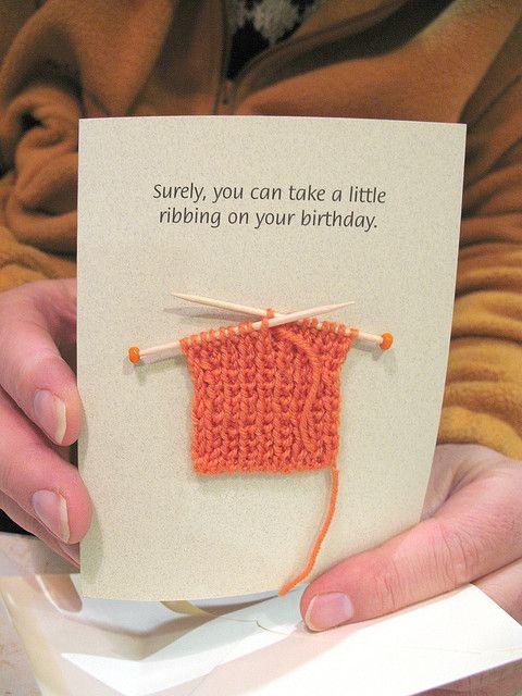 Knitting Puns