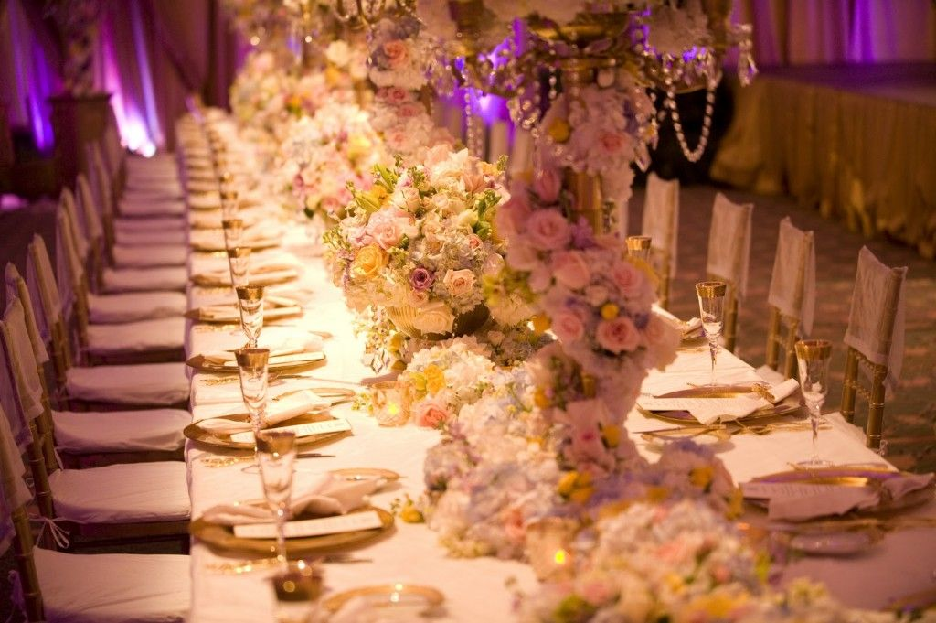 Enchanted Garden Wedding At Disneys Grand Floridian Resort And