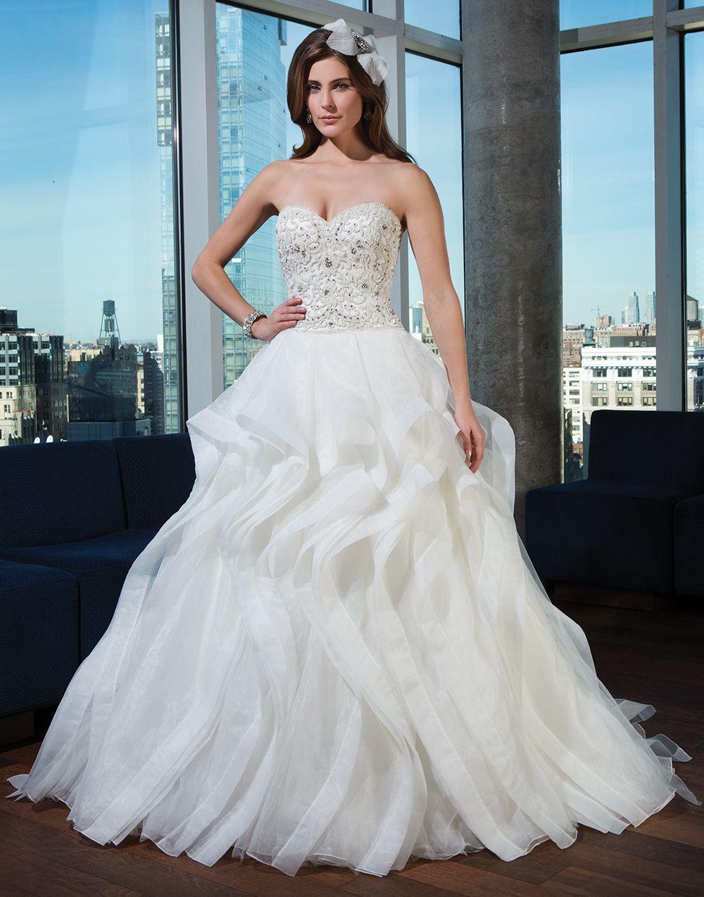 Justin alexander signature wedding dresses style heavily hand