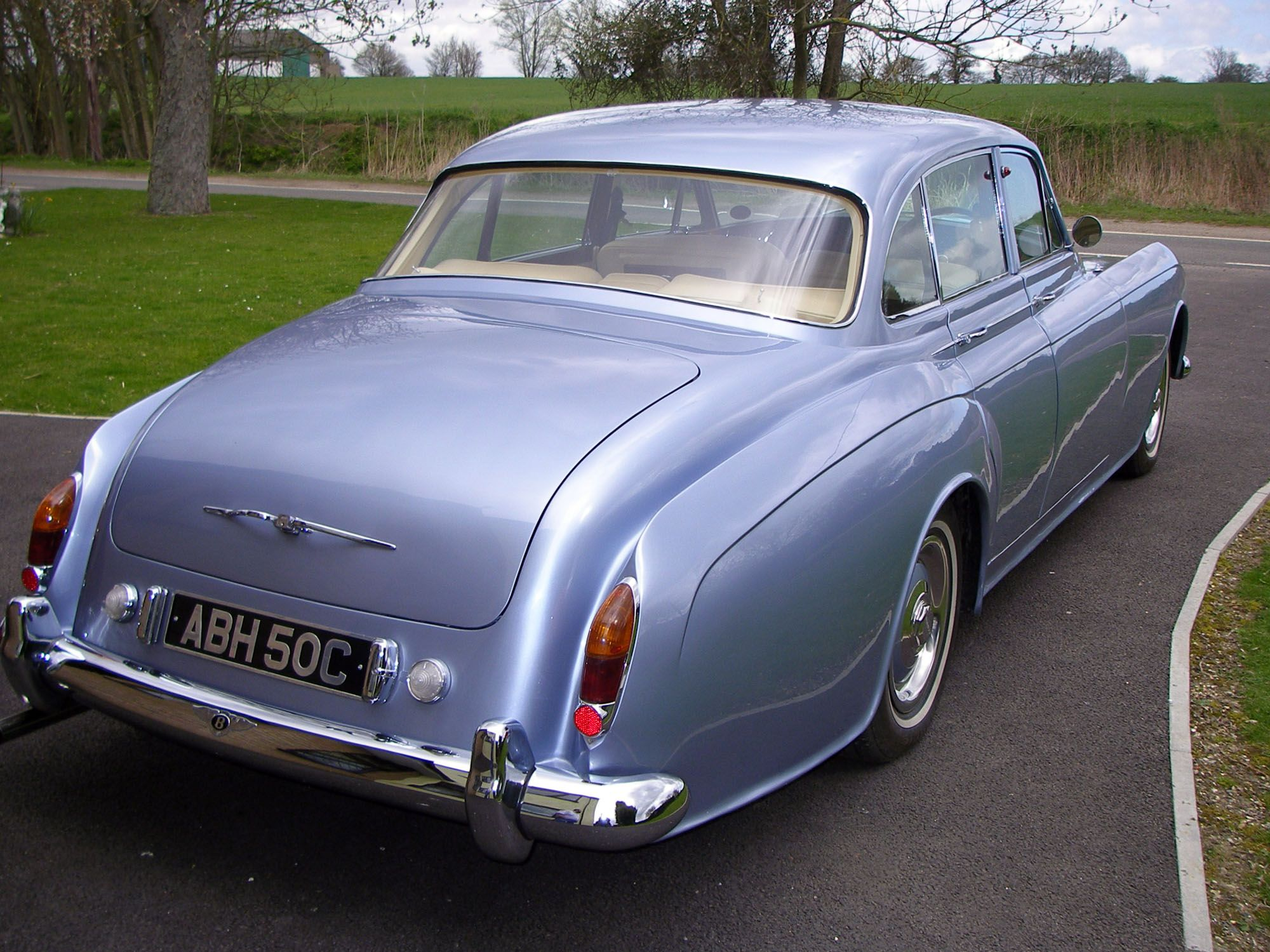 James Young Bentley S3 Continental 4dr Saloon 1965