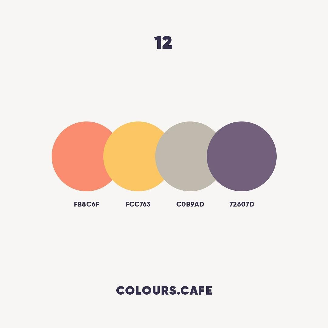 Colours Cafe On Instagram Colours 12 Colors Color Colours