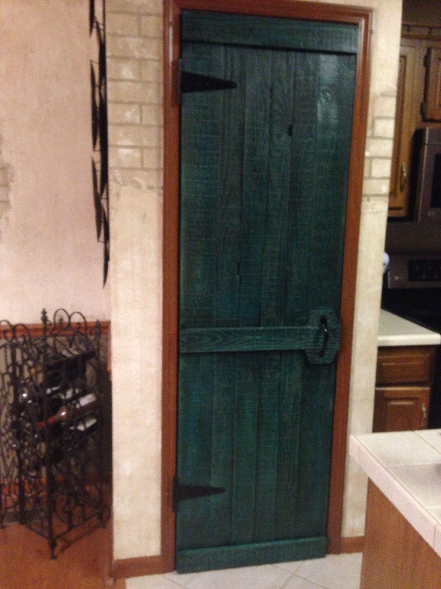 Diy pantry barn door barn door pantry diy pantry tall