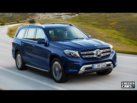 2016 Mercedes Gls 350 D Drive Mb Luxury 7 Seater Suv 2017