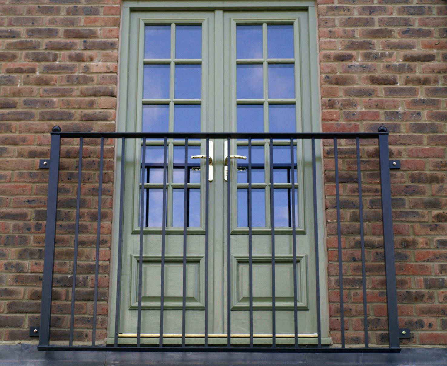 FELLO French Diverse Juliet Balcony Security Stainless Steel Balustrades