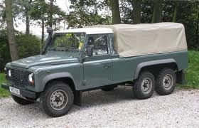 land rover 6x6 - Google Search