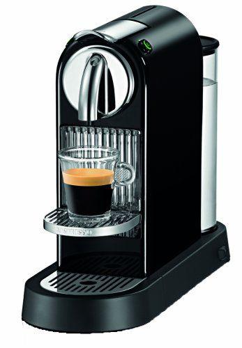 special offers nespresso citiz d110 espresso maker black review
