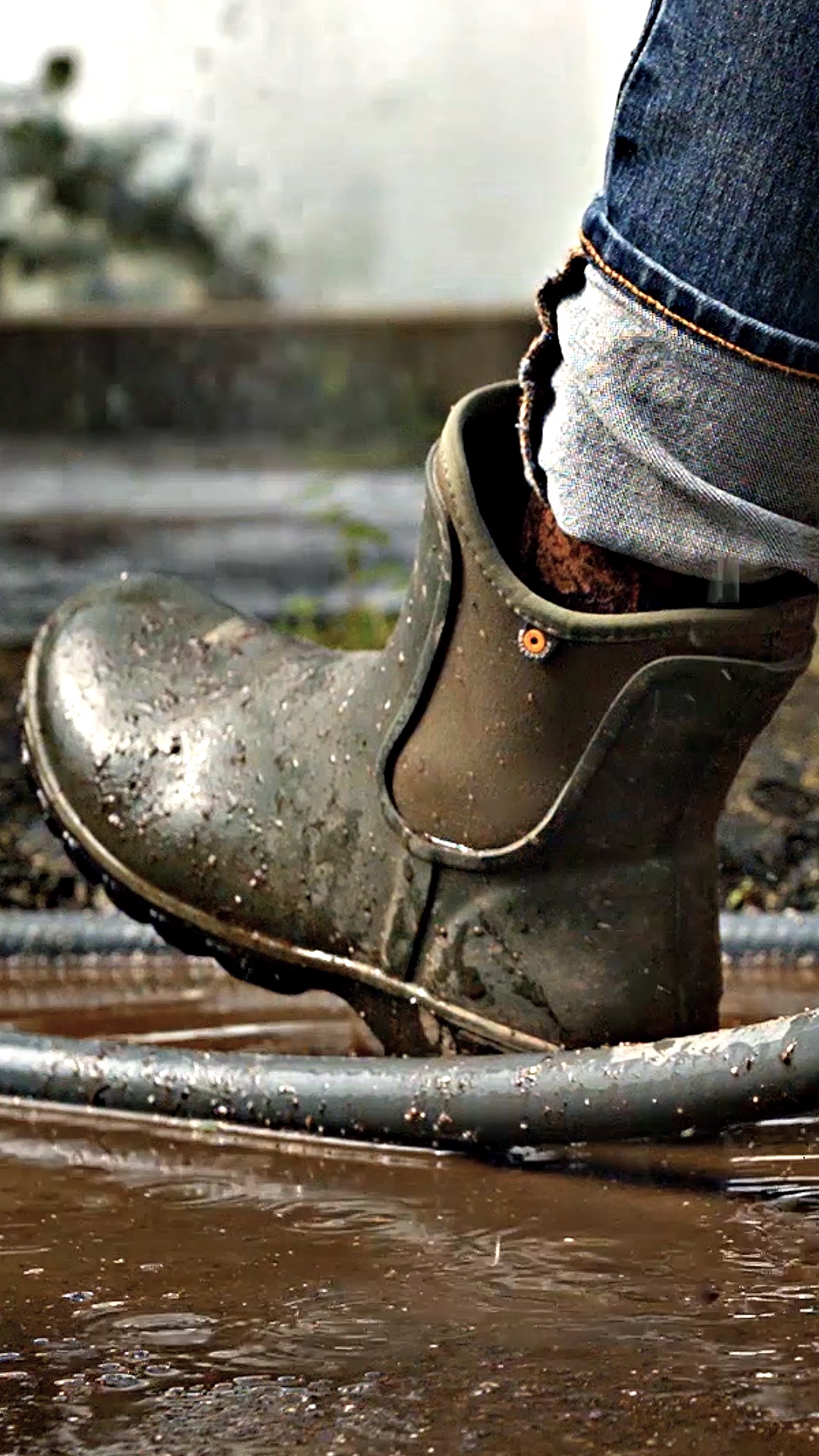 a4db3857adbba Bogs Sauvie Slip On Boot Women's Waterproof Boots. What do you wanna do  with your day? This boot will go anywhere you want to go and do everything  you want ...