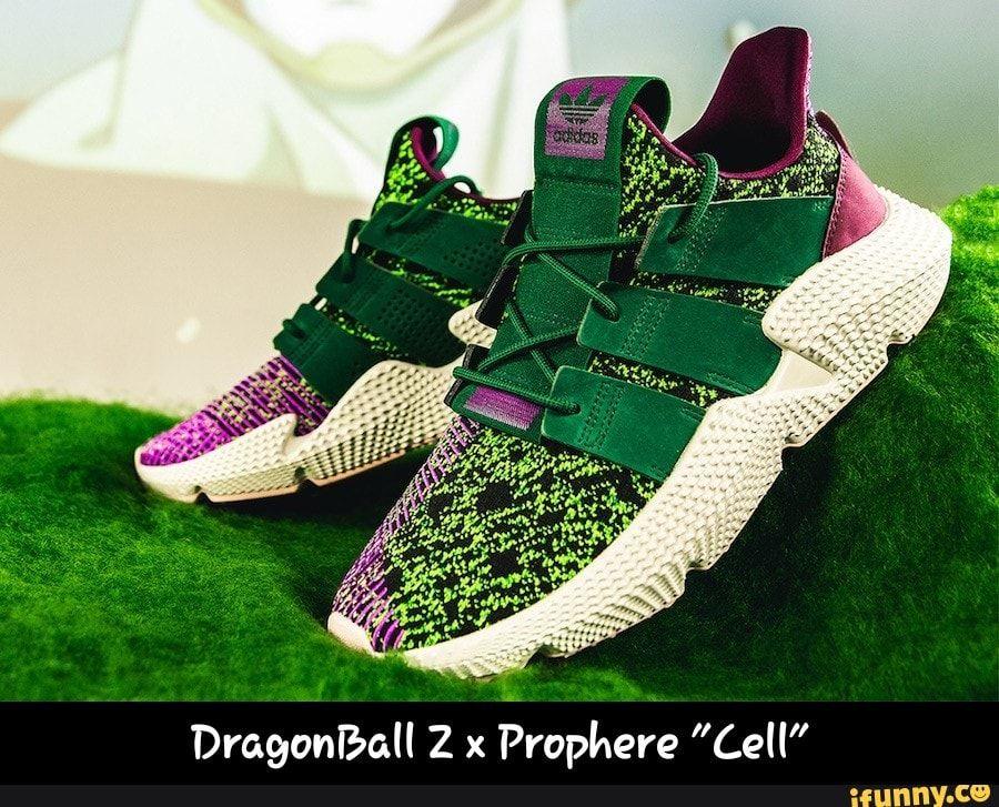 DragonBall Z x Prophere