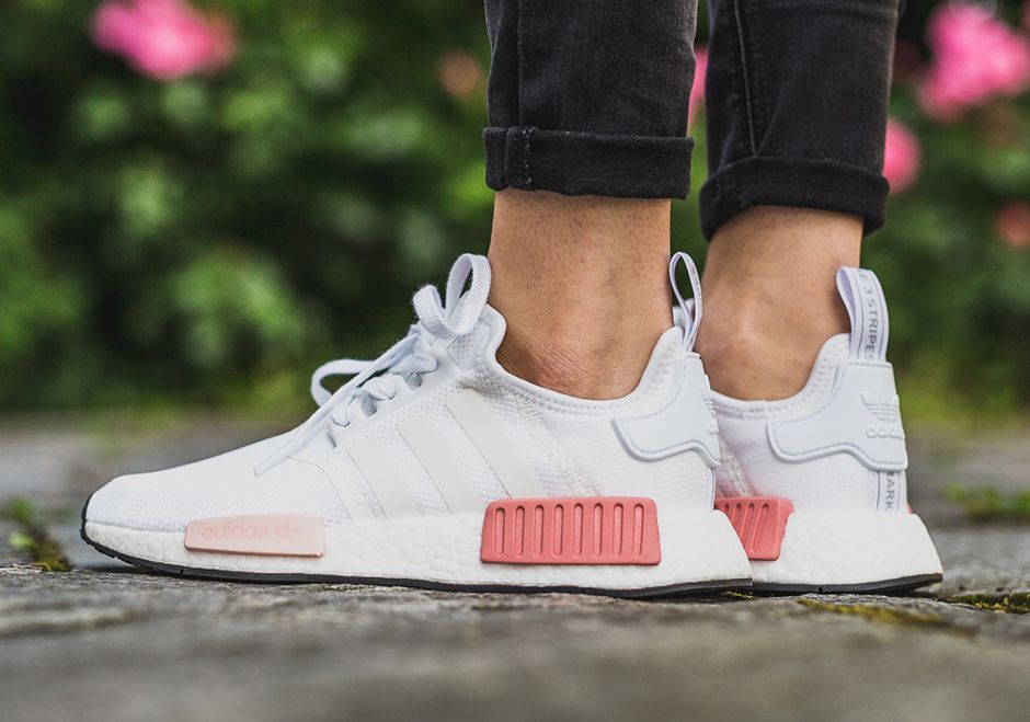 "http://SneakersCartel.com How the adidas NMD R1 ""White Rose"""