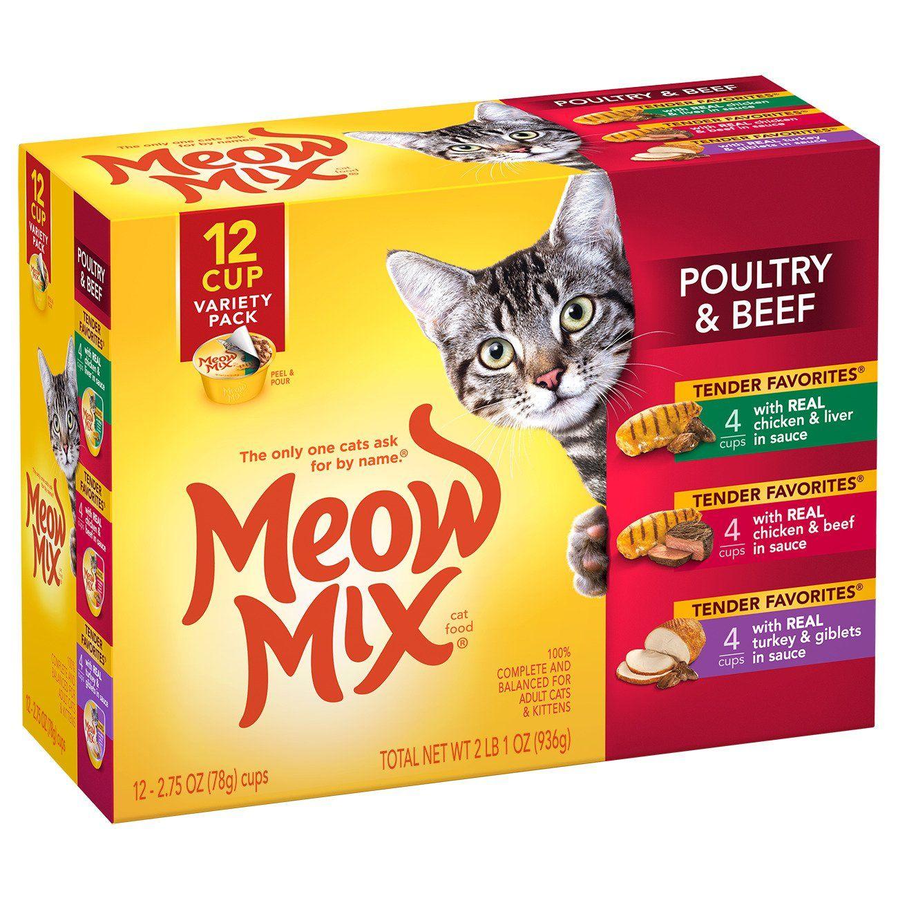 Soft Fluffy Cats in 2020 Wet cat food, Cat pet supplies