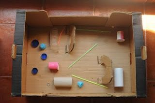 Ciencia Y Juego Pinball Casero Experciencia Pinball Crafts Experiments