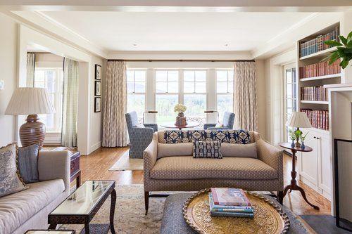 New England Living Room Design New Hampshire Pinterest