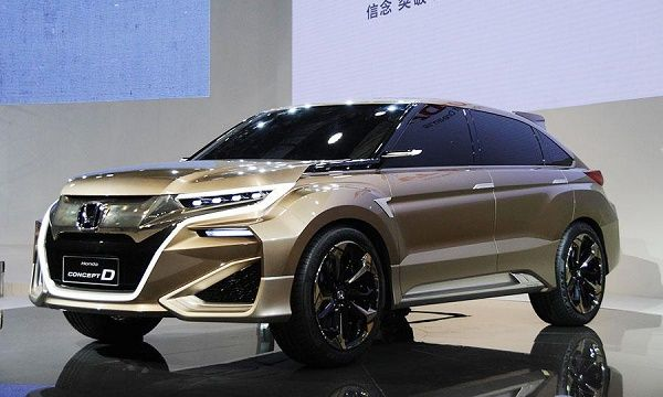 acura honda concept d my style pinterest honda compact crossover and luxury suv. Black Bedroom Furniture Sets. Home Design Ideas